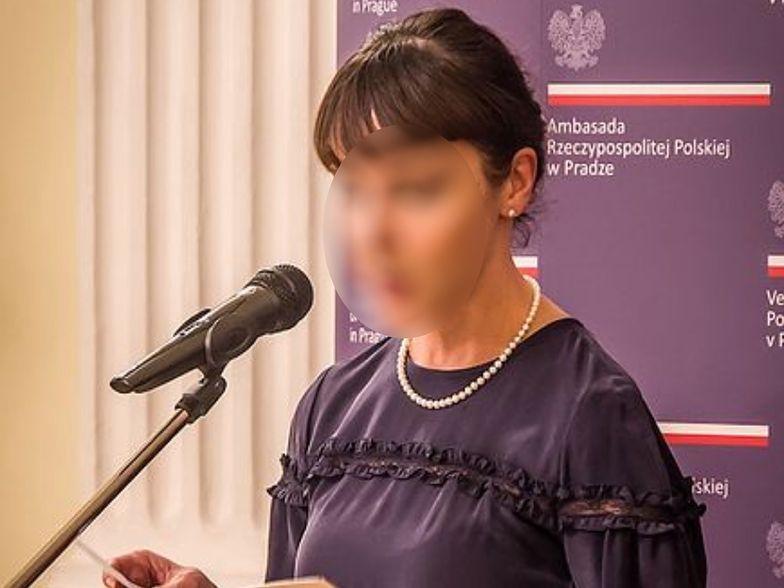 Barbara Ć. skazana. Była ambasador w Czechach usłyszała wyrok