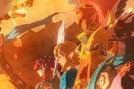 Recenzja Hyrule Warriors: Age of Calamity. Zelda i Link marzą o Switch Pro - Hyrule Warriors: Age of Calamity