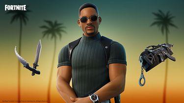 Bad Boys i Fortnite. Will Smith trafia do gry jako Mike Lowrey - Will Smith jako Mike Lowrey w Fortnite
