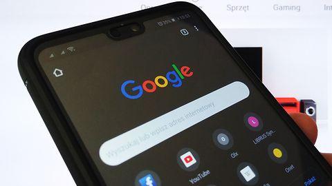Chrome na Androida z ciemnym motywem: nowe kolory można już testować