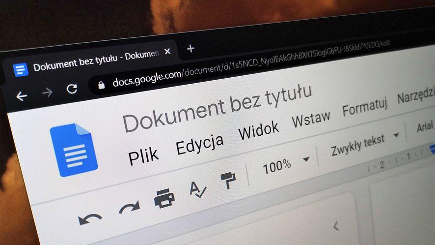 Dokumenty Google otrzymują sprawdzanie pisowni i gramatyki znane z Gmaila, fot. Oskar Ziomek
