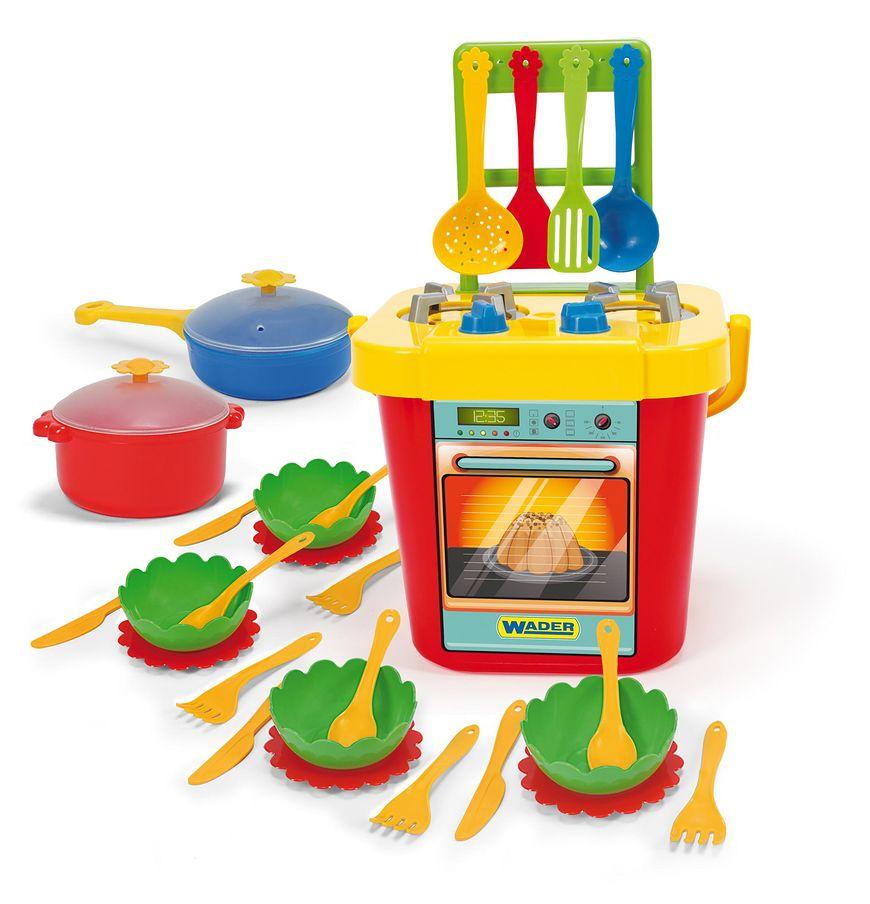 Kuchnia dla dzieci – marzenie małego kuchcika