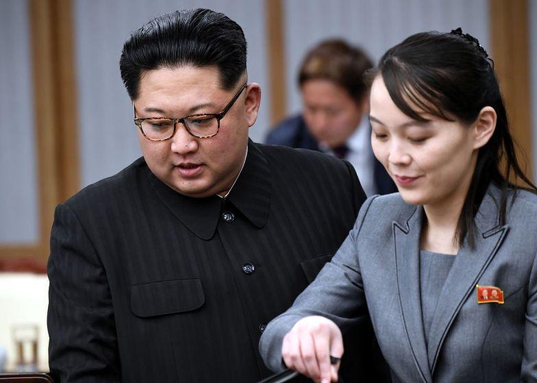 Korea Północna. Zaroiło się od plotek o siostrze Kim Dzong Una