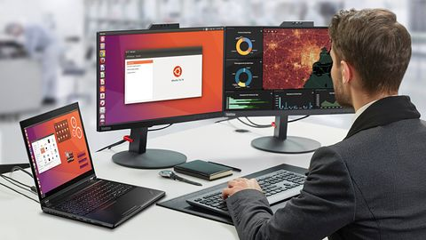 Komputery Lenovo ThinkStation i laptopy ThinkPad w 100 proc. gotowe na Linuksa