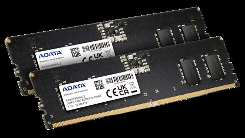 ADATA gotowa na procesory Intel Alder Lake. Tajwańczycy prezentują moduły pamięci DDR5