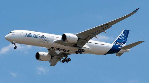 Airbus A350. Wadliwe oprogramowanie wymusza twardy restart co 149 godzin