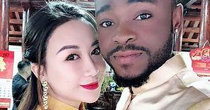 Tata z Afryki, mama z Wietnamu. Ich dziecko ma niespotykaną urodę