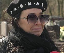 """Ewa Krawczyk nie radzi sobie po śmierci Krzysztofa. """"Jest bardzo ciężko"""""""