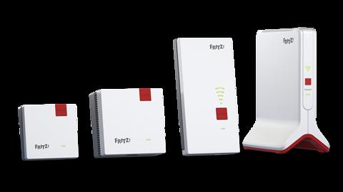 Fritz! na MWC: Nowa rodzina repeaterów dla mesh Wi-Fi i Router Fritz!Box dla gigabitowego łącza