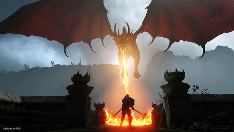 Recenzja Demon's Souls. W Boletarii utknęły dusze, ale wy też przepadniecie