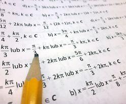 Pracy domowa z matematyki 7-latki. Wykładowca nie dał rady jej rozwiązać