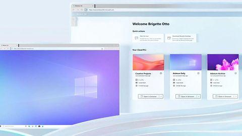 Microsoft prezentuje Windows 365. System będzie działał w chmurze