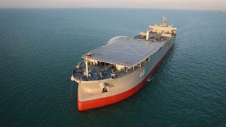 """Szef Pentagonu """"absolutnie zaniepokojony"""" irańskimi okrętami na Atlantyku"""