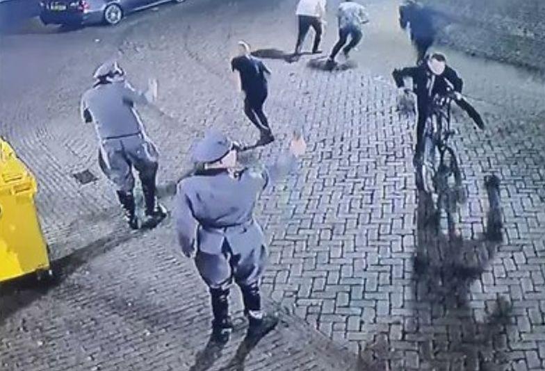 To nie jest archiwalne zdjęcie. Skandal w Holandii