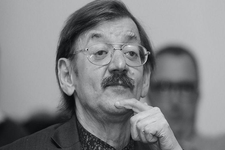 Jerzy Targalski nie żyje. Politolog miał 69 lat