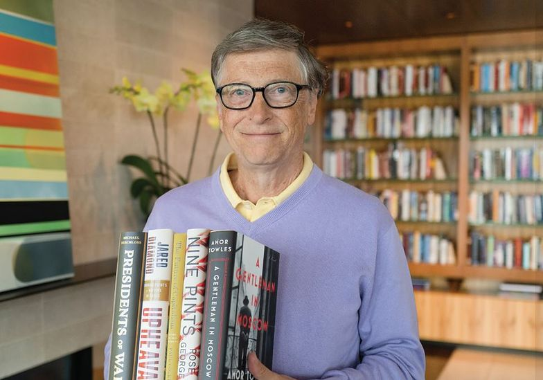Ujawniono nieznany biznes Billa Gatesa. Jest potentatem