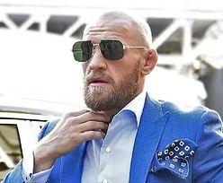"""""""Odstaw wódkę i weź się za siebie"""". Rzucił wyzwanie McGregorowi"""