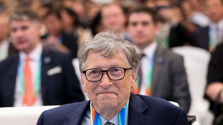 Bill Gates (Lintao Zhang/Getty Images)