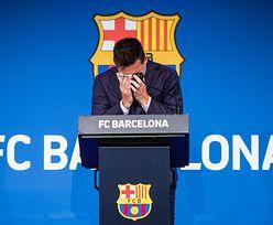 Zabrał chusteczkę, którą Messi wycierał łzy. Cena zwala z nóg