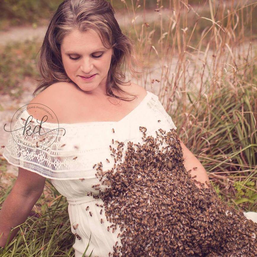 Pszczelarz z zamiłowania