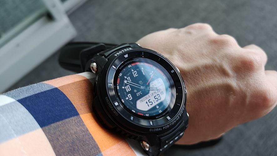 Zaawansowany smartwatch, który sprawdza się w niemal każdych sytuacjach