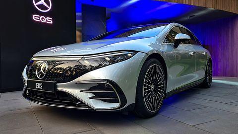 Prezentacja Mercedesa EQS: Elektryczna alternatywa dla Klasy S?