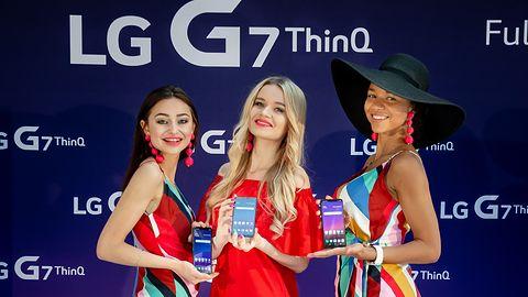 Polska premiera LG G7 ThinQ: sztuczna inteligencja zrobi piękne zdjęcia... jedzenia