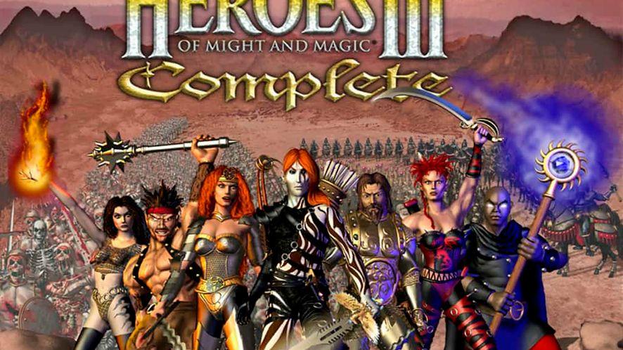 Heroes of Might & Magic III obchodzi 20. urodziny. Sprawdź, ile pamiętasz
