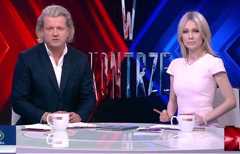 Ujawniono oglądalność programu Ogórek i Jakimowicza na TVP Info