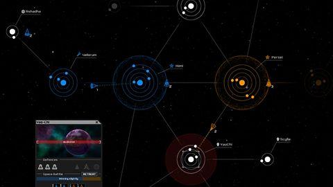 SPACECOM: minimalistyczna strategia kosmiczna od polskiego studia one2tribe. Wygląda świetnie