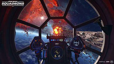 X-Wingi i TIE Fightery znów latają. Widzieliśmy Star Wars: Squadrons w akcji