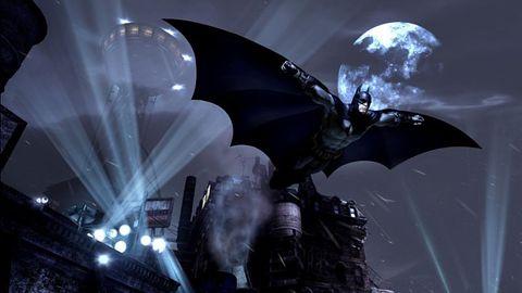 Mroczny Rycerz może się rozchmurzyć - Batman: Arkham City sprzedaje się rewelacyjnie