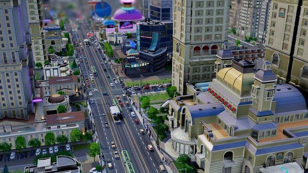 EA chwali się wynikami sprzedaży SimCity w Polsce