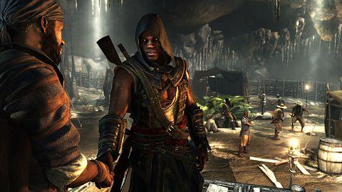 Dodatek do Assassin's Creed IV już 17 grudnia. Wcielimy się w Adewale, wiernego druha Edwarda