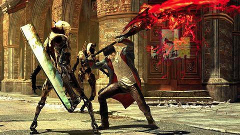 Czy Dante zapłacze w Krwawym Pałacu? Bramy niedługo staną otworem