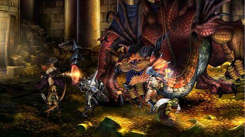 Dragon's Crown powróci z niebytu. Na PS4