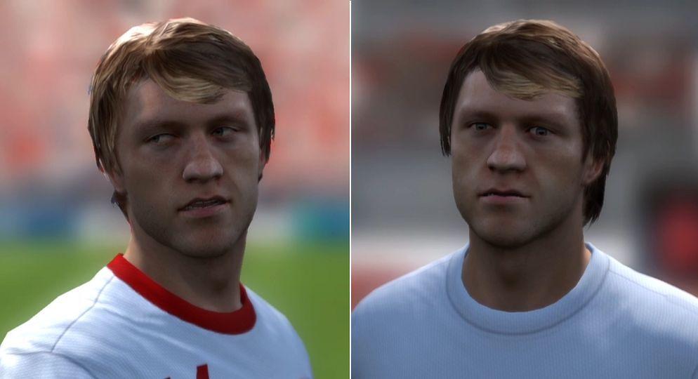 Polska reprezentacja w FIFA 13 i FIFA 14 - porównujemy