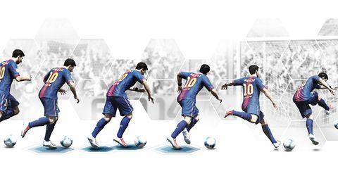 Jak w zegarku - FIFA 14 trafi do sklepów we wrześniu