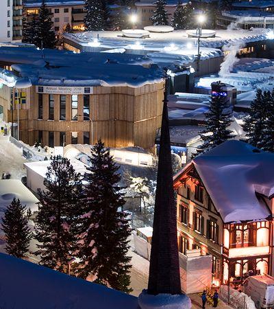 Światowe Forum Ekonomiczne w Davos. Zdradzamy kulisy