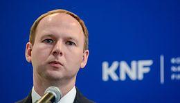 Zażalenie na nieprzedłużenie aresztu b. szefa KNF Marka Chrzanowskiego