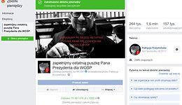 Sprzeciw wobec hejtu zapełnił ostatnią puszkę. Polacy pieniędzmi chcą zatrzymać nienawiść