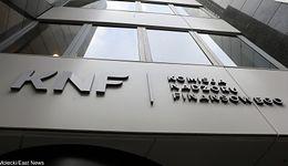 Ostrzeżenie KNF i zawiadomienie prokuratury. Dwa podmioty na liście