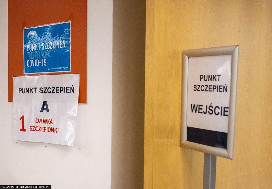Małgorzata bała się szczepionki barziej niż utraty pracy.