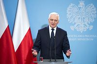 Bezrobocie w Polsce rośnie. Jarosław Gowin komentuje.