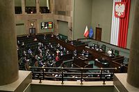 Sejm; posłowie; posiedzenie