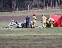 W katastrofie na lotnisku w Przylepie zginął Zbigniew Kuczma