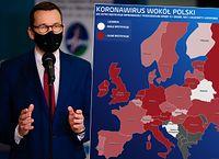 Lockdown w Europie wciąż trwa