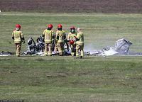 Zbigniew Kuczma zginął w wypadku samolotu na lotnisku w Przylepie pod Zieloną Górą