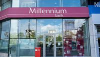 Millennium notuje potężne straty. Głównym problemem są frankowicze