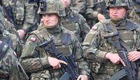 Rząd chce zachęcić żołnierzy, by zostali w wojsku. Daje dodatkowe pieniądze